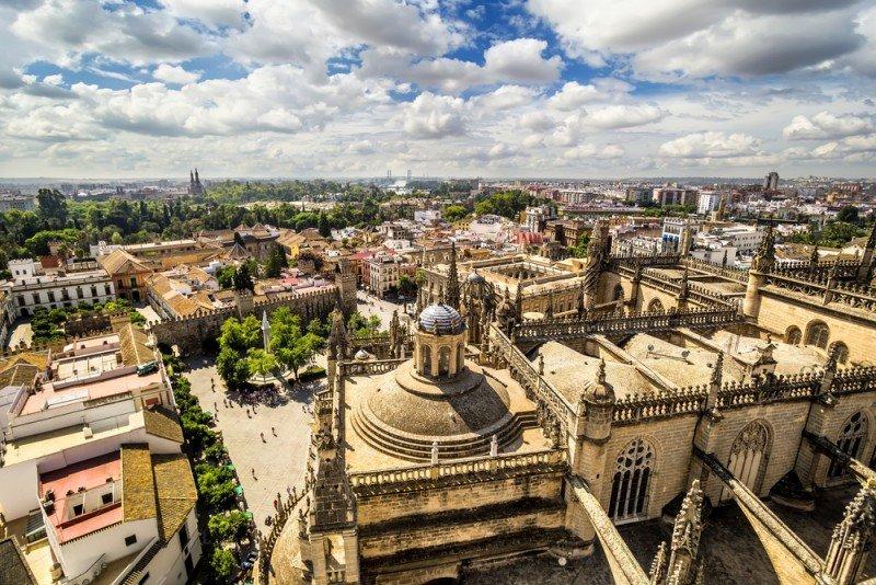 En Sevilla los precios han caído un 13%. #shu#