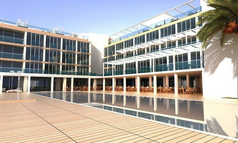El hotel S'Argamassa se convertirá en 2014 en el ME Ibiza.