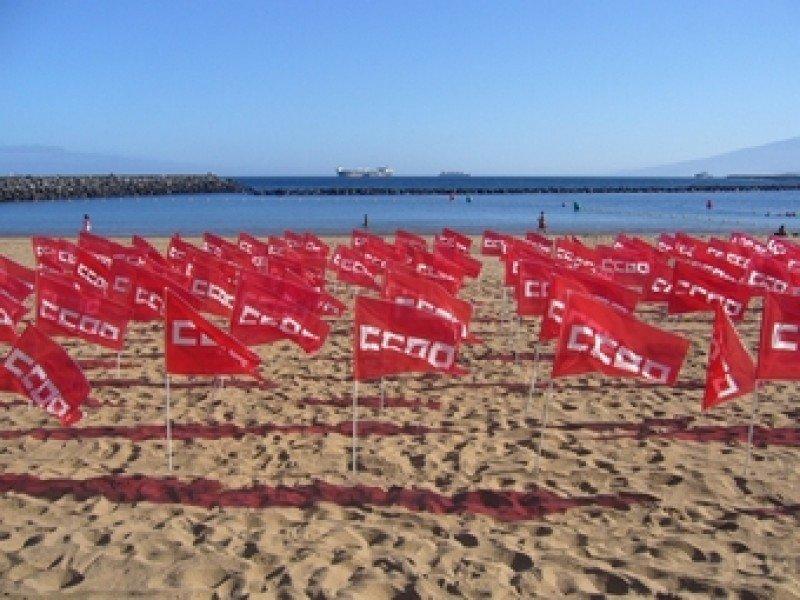 Amenaza de huelga en los hoteles de Canarias para Navidad