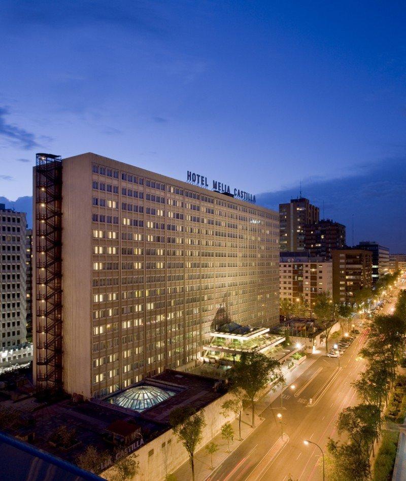 Hotel Meliá Castilla, un referente en turismo de negocios.