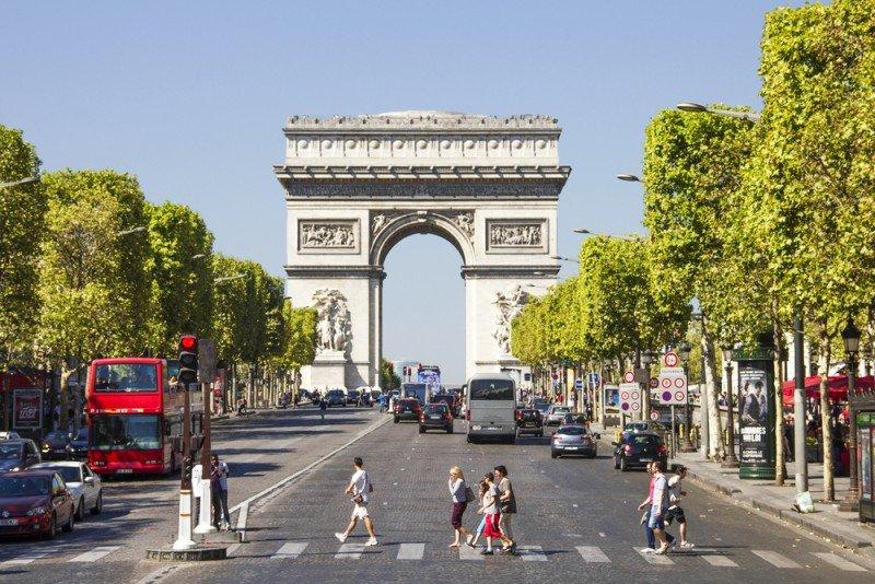 Alemania y Francia son dos de los principales mercados emisores de turistas a España. #shu#