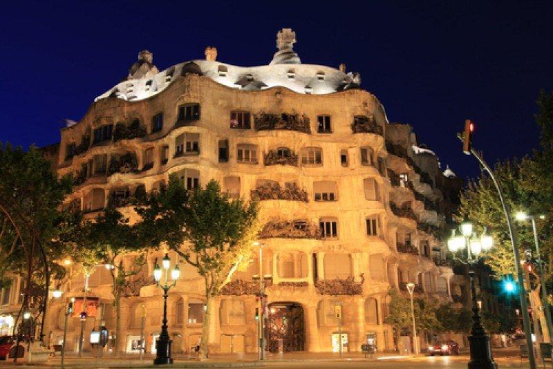 Edificio La Pedrera, Barcelona. #shu#