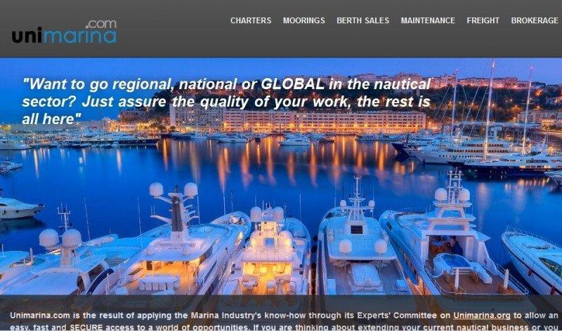 Portbooker y Travelport crean un GDS para puertos deportivos