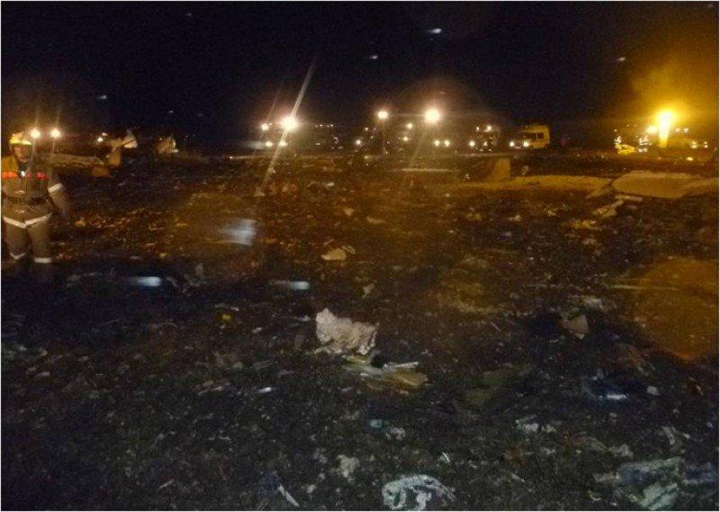 Mueren 52 personas en un accidente aéreo en Rusia