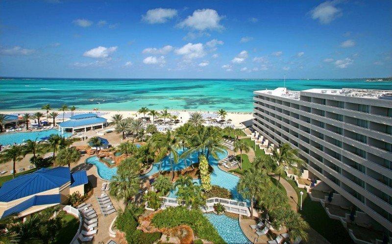 El Meliá Nassau Beach Resort se convertirá en el Meliá at Baha Mar tras completarse su renovación en diciembre de 2014, coincidiendo con la apertura del complejo.