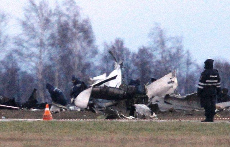 Culpan a los pilotos por el fatal accidente aéreo en Rusia (Foto: Reuters/Maxim Shemetov).