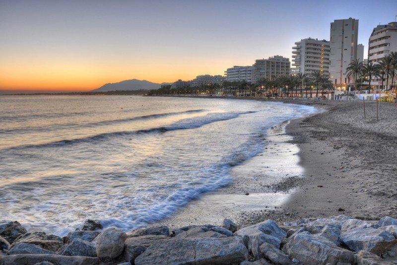 Dos de cada tres plazas andaluzas de alojamiento se localizan en el litoral, destacando el peso de la Costa del Sol. #shu#