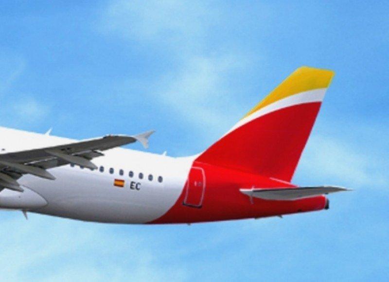 Iberia Express estrena nueva imagen de marca