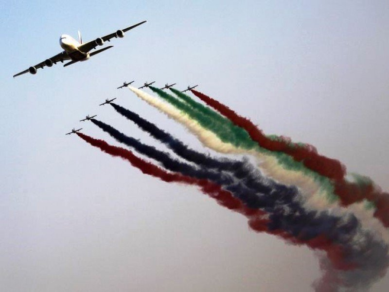 Dubai Air Show alcanza un volumen de negocio superior a los 150.000 M € (Foto:  AP Kamran Jebreili).