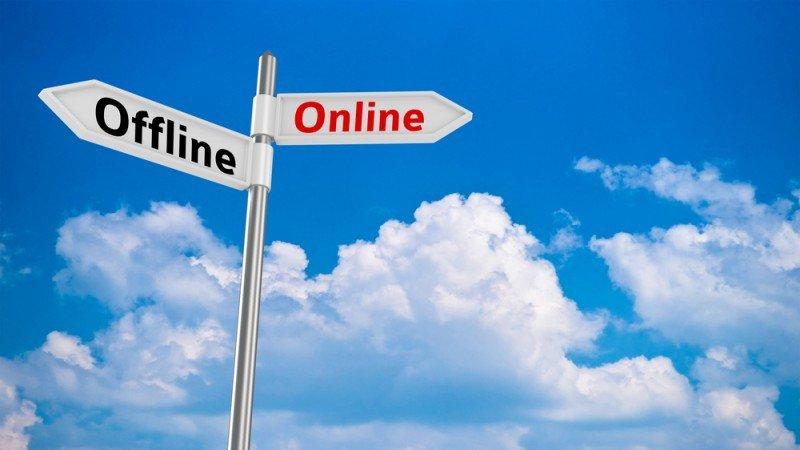 El online resta cuota al offline. #shu#