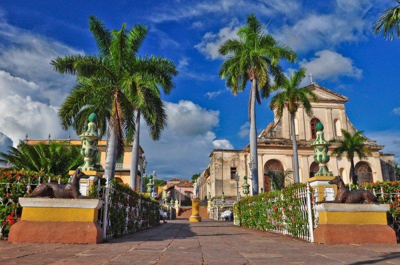La ciudad cubana de Trinidad. #shu#.