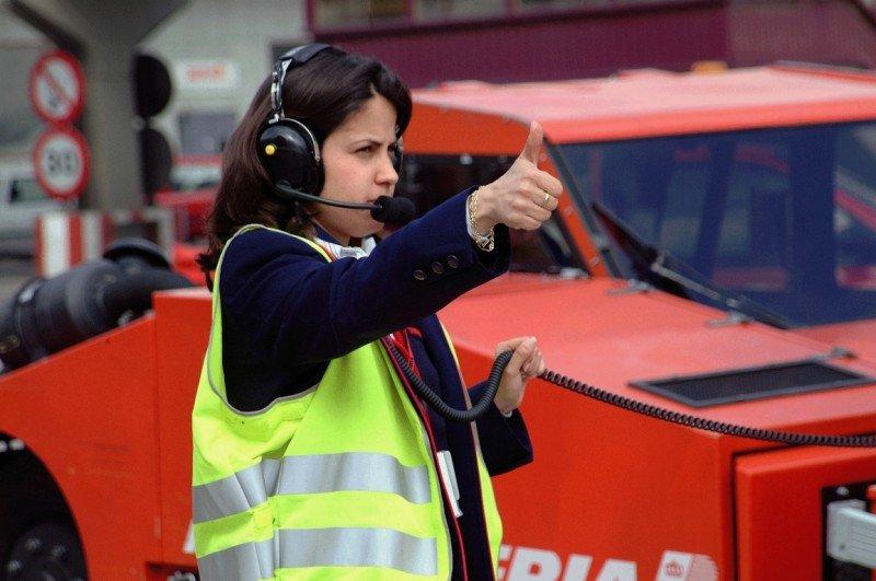 Iberia presenta un plan de futuro hasta 2017 a sus trabajadores de tierra