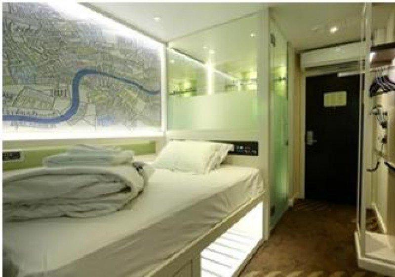 El hotel The Hub by Premier Inn permitirá controlar todos los servicios e instalaciones de la habitación a través del móvil.