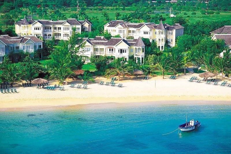 Jamaica es el tercer destino de lujo más valorado del Caribe por los turistas norteamericanos, tras Bahamas y Puerto Rico, donde Meliá ya está presente. En la imagen, el futuro Meliá Jamaica.