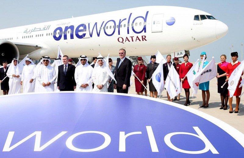 Qatar Airways ha sido la primera compañía del Golfo en unirse a una alianza global.
