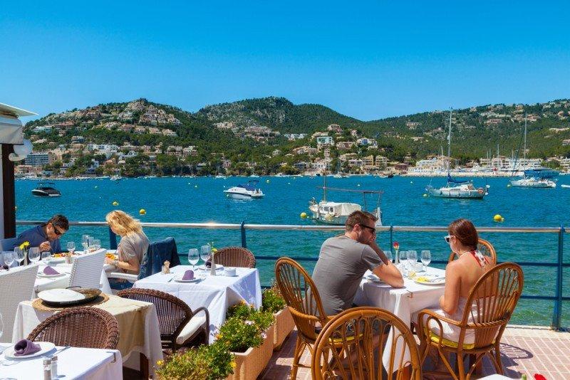 Los turistas extranjeros han gastado un 8,2% más en España. #shu#