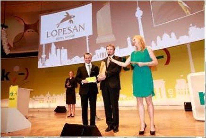 Lopesan Hotel Group, premiada por la asociación de agencias alemanas RTK