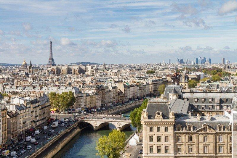 París es donde se concentra el mayor número de nuevos hoteles. #shu#.