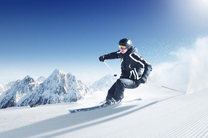 Turismo de nieve: los accidentes son el 56% de las incidencias