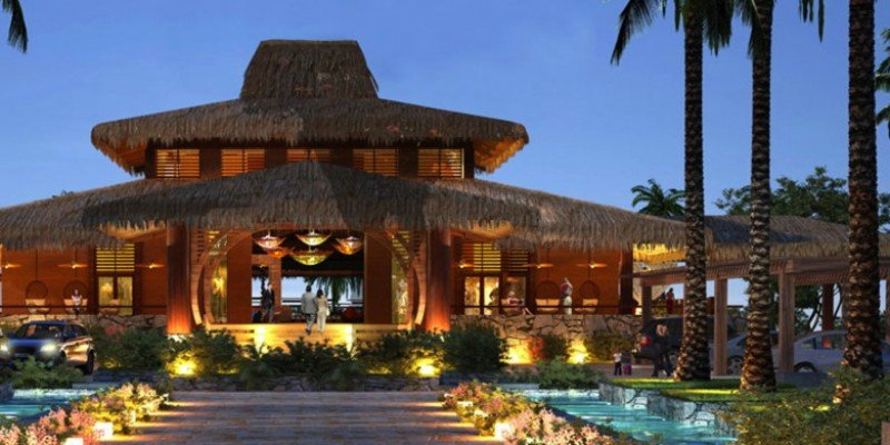 Indura Beach and Golf Resort.