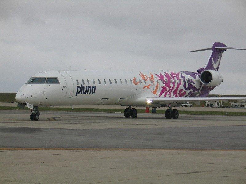 Aviones de Pluna entrarán a concurso por inconstitucionalidad de la ley