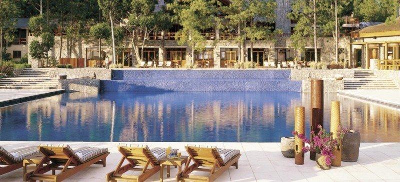 El hotel Four Seasons de Carmelo fue uno de los representados en las reuniones con operadores.