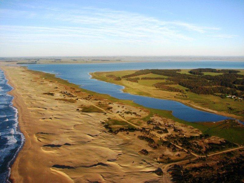 Laguna de Rocha, atracción turística en un ecosistema sensible. Foto: SNAP