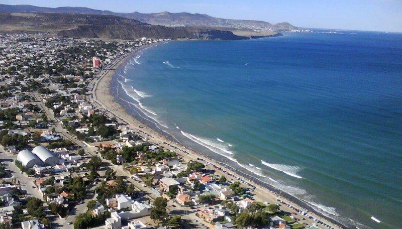 Rada Tilly es una de las cinco áreas a explotar turísticamente en Chubut.