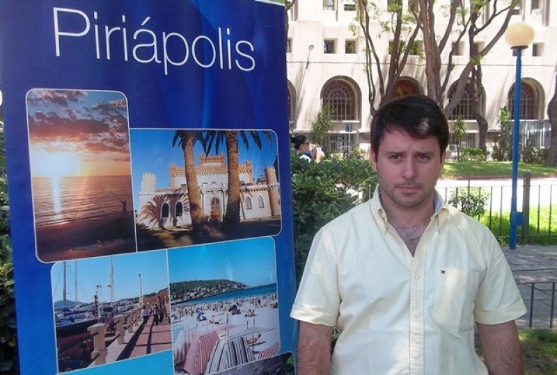 Inmobiliario Pablo Gasalla, presidente de Aprotur.