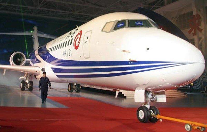 Xiang Feng, el Fénix Volador de Comac