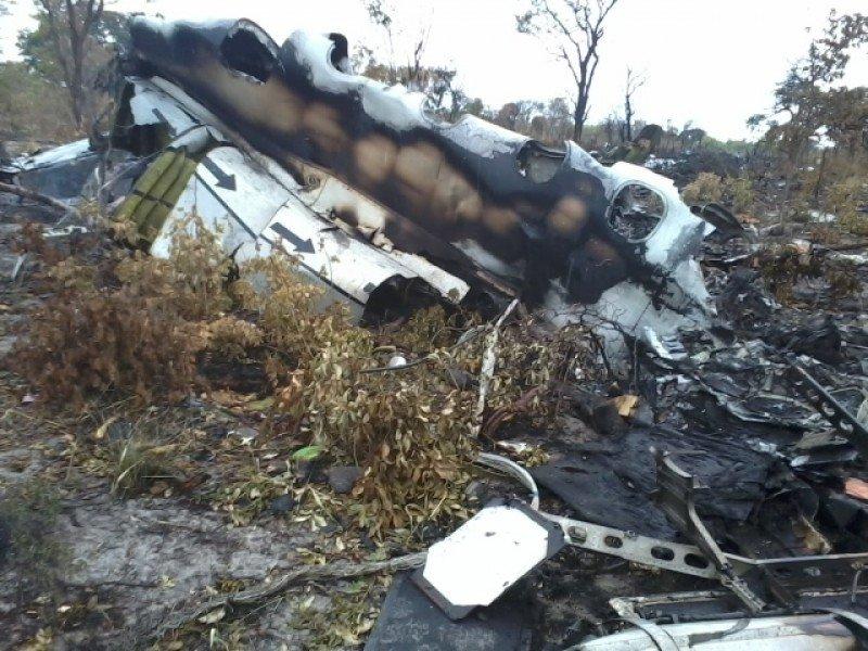 34 personas mueren en un accidente de avión en Namibia