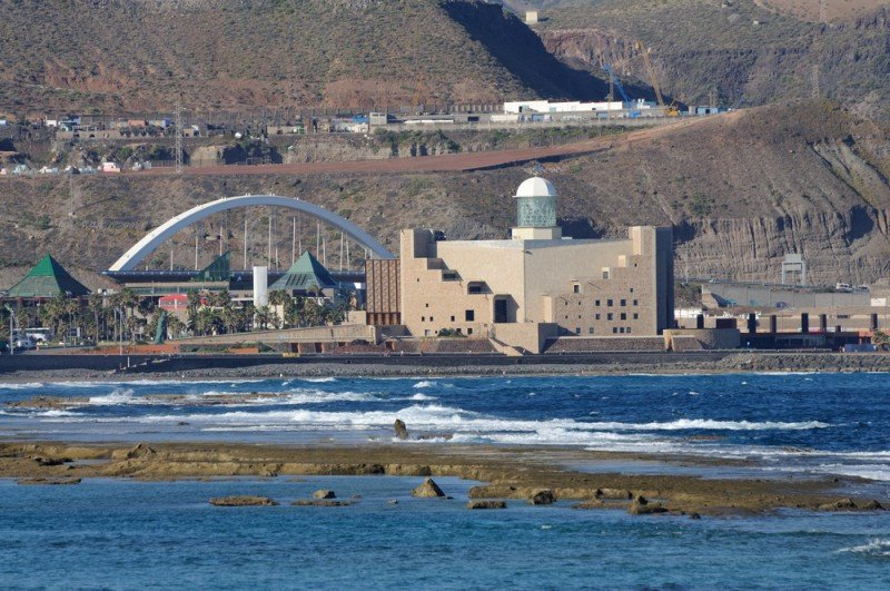 El plan contempla medidas para que Las Palmas de Gran Canaria se convierta en un destino inteligente. #shu#
