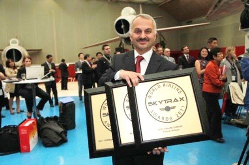 El CEO de Turkish Airlines, nuevo presidente de la Asociación de Aerolíneas Europeas (Foto cedida a EP).