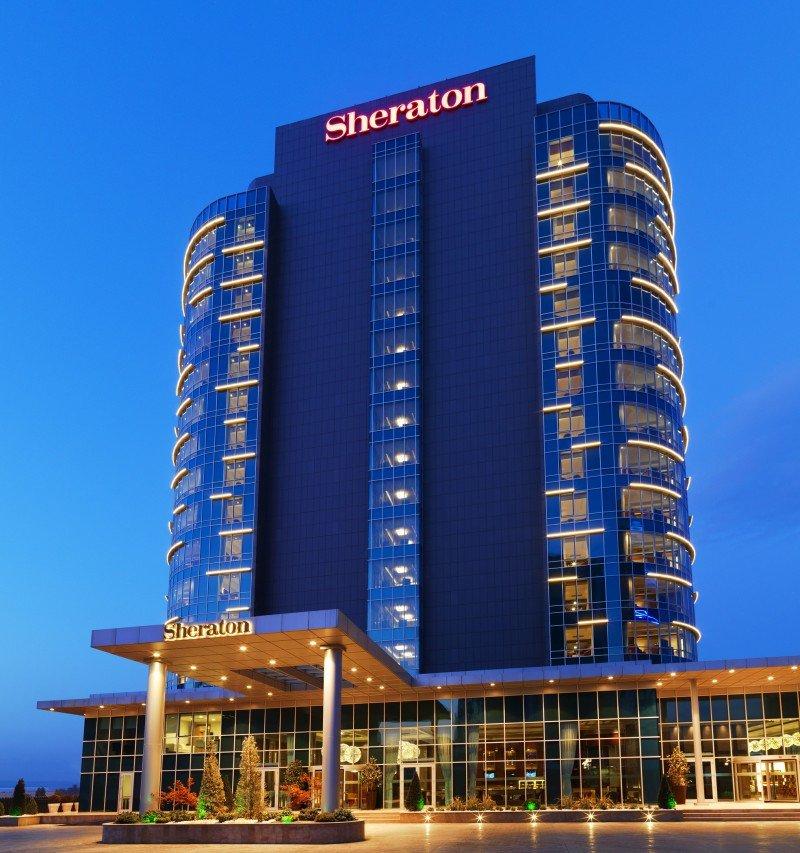 Starwood se expande en África con tres nuevos hoteles Sheraton