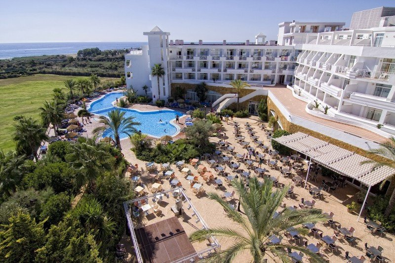 Hotel Servigroup Marina Mar de Mojácar (Almería).