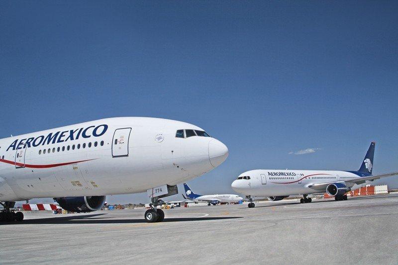 Aeroméxico te invita a su seminario online y a conocer su red de rutas