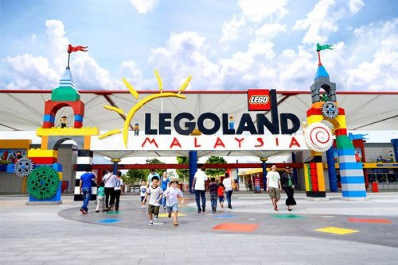Abre el primer Legoland Hotel de Asia