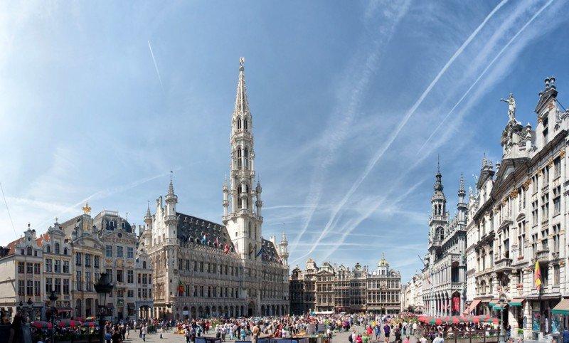 Bruselas brilla por sus buenos resultados. #shu#.