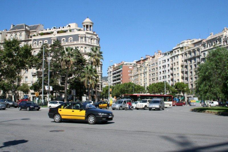 Distrito del Eixample, Barcelona. #shu#