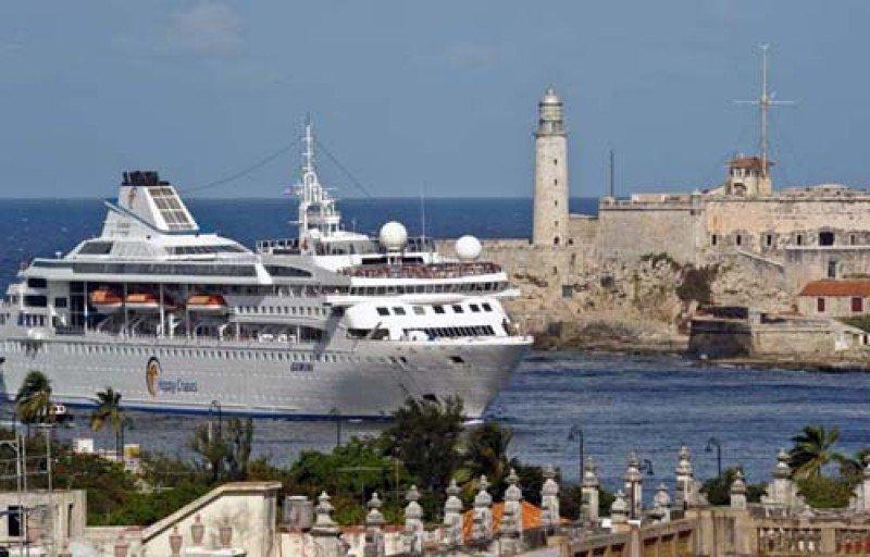 Cuba espera 125 cruceros la próxima temporada