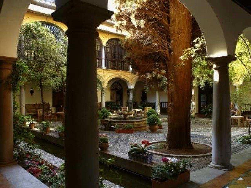 El Parador de Granada superó el 85% de ocupación.