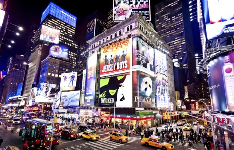 En todos los países europeos donde Expedia ha elaborado su ranking, Nueva York figura en el top 10 de destinos más demandados para estas Navidades.