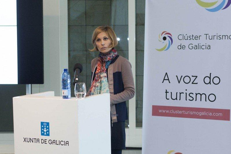 Nava Castro, directora de Turismo de Galicia.