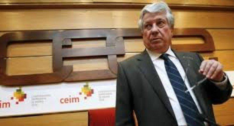 Arturo Fernández es vicepresidente de CEOE.