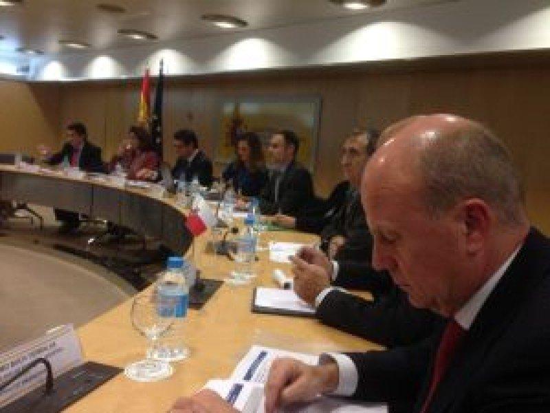 Reunión del Consejo Español de Turismo del pasado 11 de diciembre.