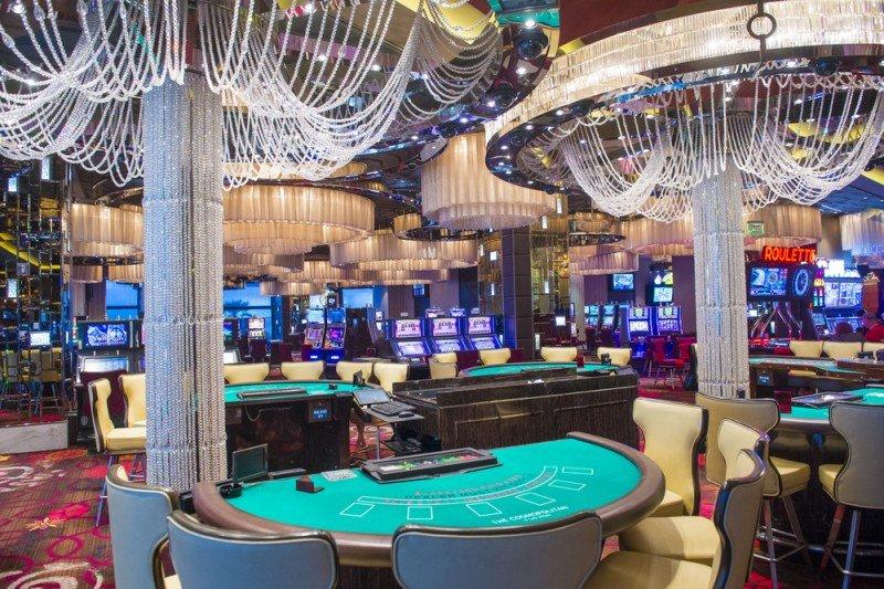 El proyecto Barcelona World prevé contar con seis casinos. #shu#