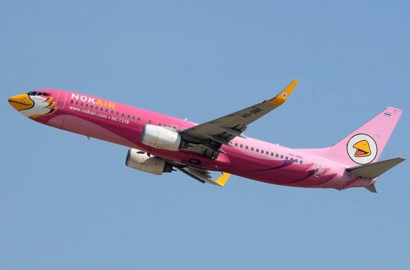 Las aerolíneas Nokair y Scoot planean fusionarse