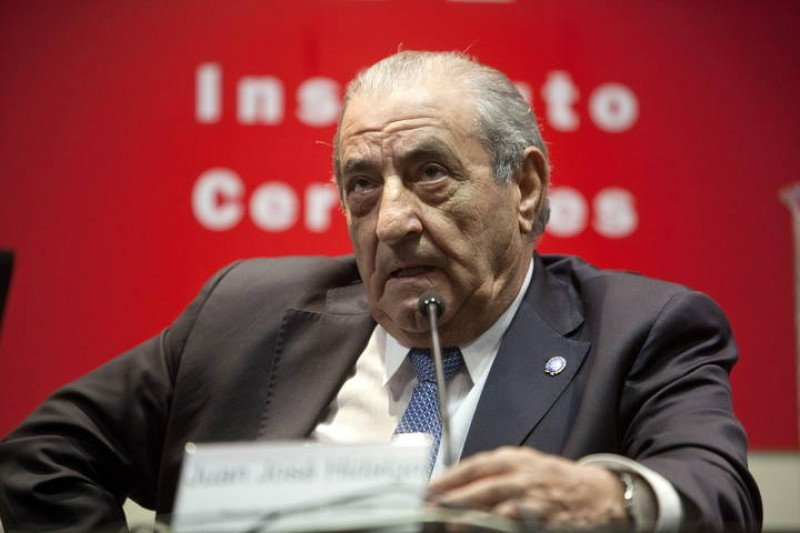 Hidalgo en Brasil: Aguirre y Blesa abortaron la compra de Iberia por Air Europa (Foto: EFE/SEBASTIÃO).