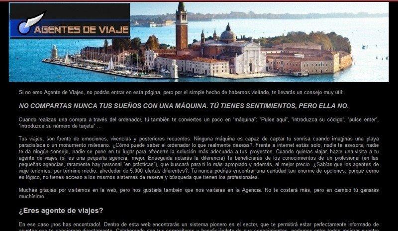 Nace una nueva web que clasifica a los hoteles según sus prácticas con las agencias