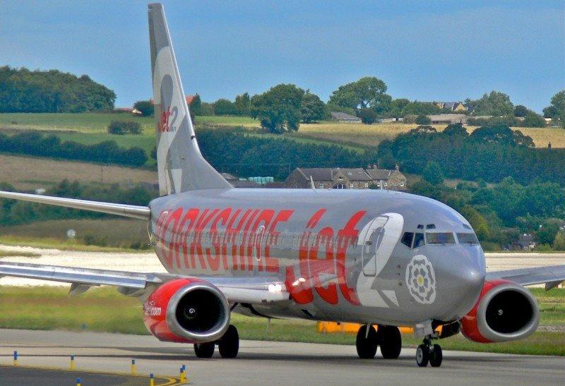 Jet2.com se prepara para aterrizar en Fuerteventura